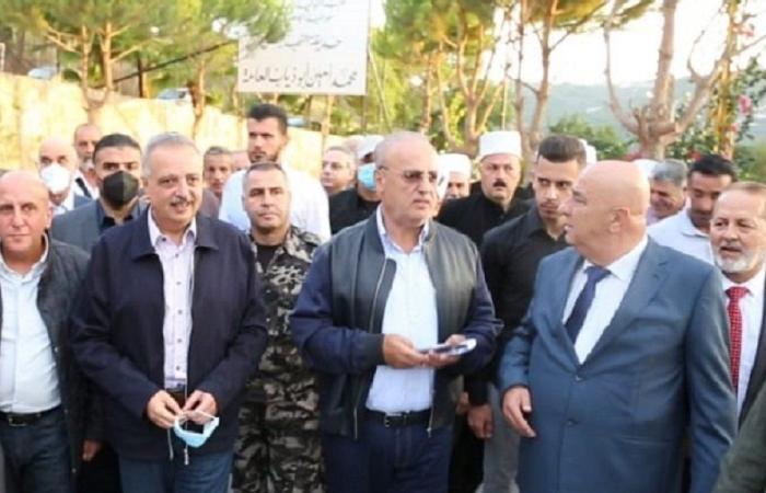 وهاب: العلاقة مع سوريا المخرج الوحيد للبنان