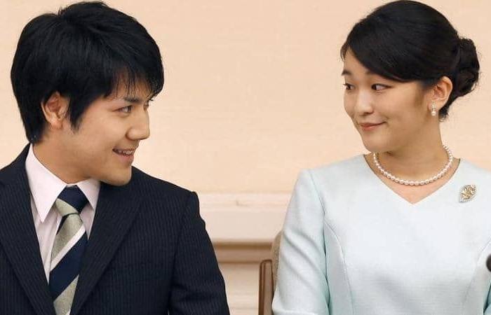 أميرة يابانية تتخلى عن مليون دولار في سبيل الحب