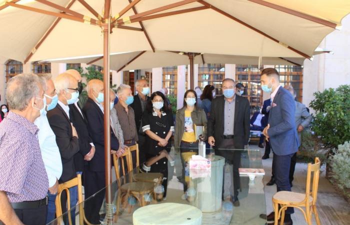 تيمور جنبلاط استقبل وفودًا مناطقية في المختارة