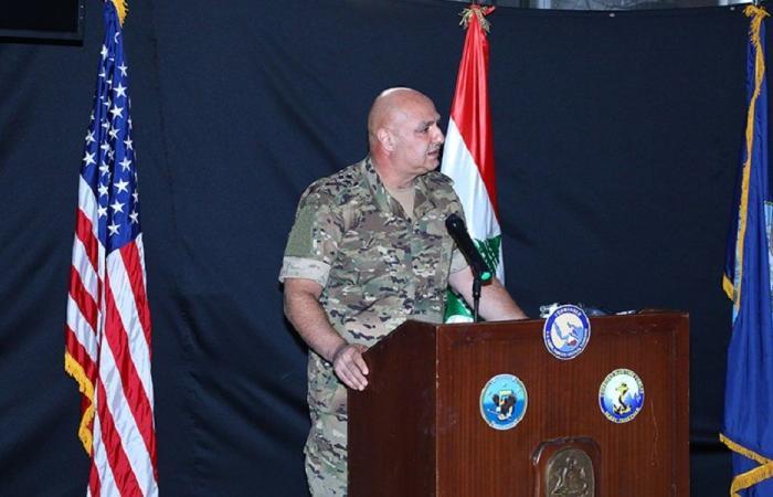العماد عون: الجيش الحامي الوحيد لاستقرار لبنان