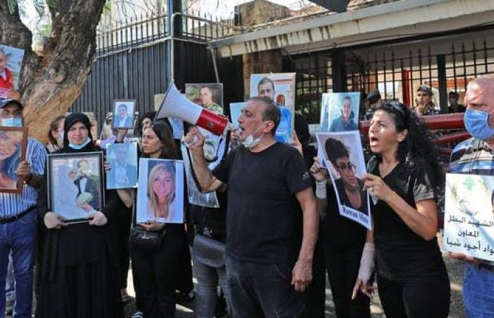 السياسيون يوقفون تحقيقات انفجار بيروت.. وأهالي الضحايا يصعّدون