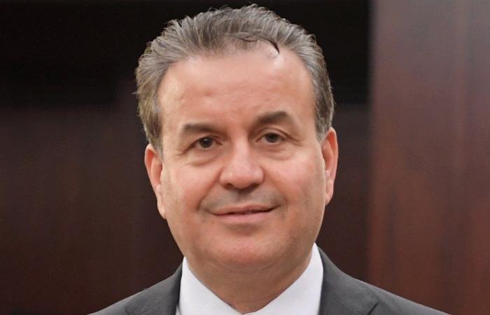 درغام عرض مع عدد من المسؤولين في كندا الاوضاع في لبنان