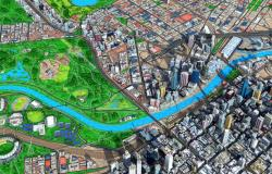اليابان تطور خرائط ثلاثية الأبعاد لجعل السيارات ذاتية القيادة أكثر دقة