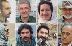 إيران   إيران.. توجيه تهمة قد تؤدي إلى إعدام 5 من نشطاء البيئة