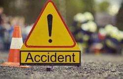 عدد من الجرحى في حادث سير على طريق ببنين برقايل