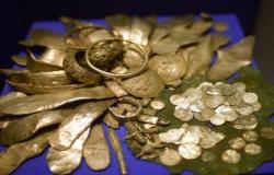 العثور على كنز بقيمة مليون دولار في أوزبكستان!