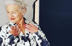 حققت حلمها في عمر الـ80 وأصبحت عارضة أزياء