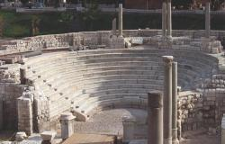 اكتشاف بقايا مدينة ترجع للقرن الرابع بعد الميلاد بالإسكندرية