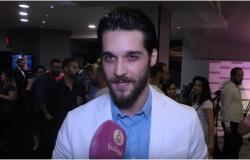 فارس ياغي: باسل الخطيب قدّم لي الدعم.. وانتظروني بمسلسل سوري لبناني!