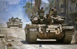 سوريا   سوريا.. قوات النظام تدخل خان شيخون وسط معارك عنيفة