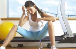 أسباب إكتساب الوزن مع الرياضة
