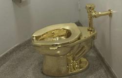 مرحاض من الذهب في قصر بلينهايم.. وهذه شروط استخدامه