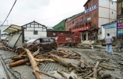 مقتل تسعة أشخاص وفقدان عشرات في الصين إثر انهيارات طينية