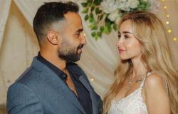 قبل زفافها بأيام.. ممثلة مصرية تختار هذا الوشم الصغير