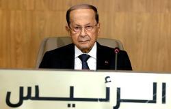 عون: ليتحمّل المجتمع الدولي مسؤولياته للحد من مأساة النزوح
