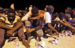 إنقاذ أكثر من 500 مهاجر قبالة سواحل ليبيا خلال أسبوع