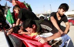 العراق   بعد التحقيق بحوادث متظاهري العراق.. إعفاء قادة عسكريين