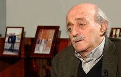 جنبلاط: لا مانع بأن تلتزم الصين إعمار لبنان!
