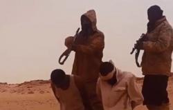 داعش ليبيا يعود بفيديو مروع لعمليات ذبح وإعدامات جماعية