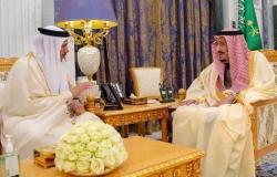 الخليح | الملك سلمان يطلع على أعمال الدورة الـ 40 لمجلس التعاون