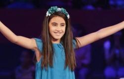 نجمة The voice Kids لين حايك تحتفل بميلادها الـ16.. أصبحت شابة (صورة)