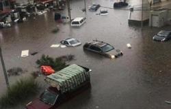 لبنان يطوف... والقوارب المطاطية بدل السيارات (فيديو وصور)