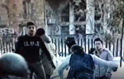 شبان حاولوا الدخول إلى وسط بيروت.. ومواجهات مع القوى الأمنية (فيديو)