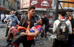 العراق | مئات القتلى باحتجاجات العراق.. مجلس الأمن يدعو للتحقيق