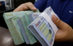 قيمة رواتب اللبنانيين تراجعت 50%