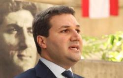 """نديم الجميل: """"مش ممكن ما نتذكر ونطالب بعودة كل لبناني مبعد"""""""