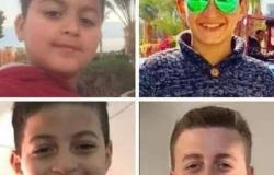 مصر   فاجعة طبيب مصري.. تفحّم أبنائه الأربعة ووالدته بحريق