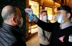 مصر | مصر تسجل 1399 إصابة جديدة بفيروس كورونا و46 وفاة