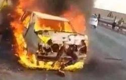 إيران | حريق يلتهم مهاجرين أفغان في إيران