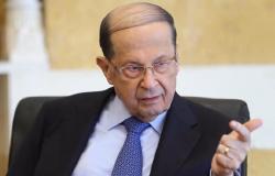 الدعوات لتشكيل حكومة وحدة وطنية لا تلقى استجابة من عون