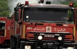 الصورة الاخيرة التي جمعتهم... استشهاد 8 عناصر من فوج إطفاء بيروت