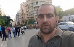 """عناصر من حركة """"أمل"""" تعتدي على مراسل """"النهار"""" بالضرب وتُصادر هاتفه (فيديو)"""