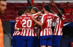 أتلتيكو مدريد يكشف عن إصابتين بكورونا قبل مواجهة لايبزيغ