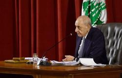 بري ينعى الحكومة اللبنانية: غير مأسوف عليها