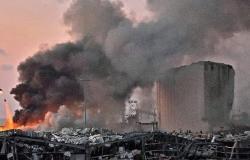 القضاء العسكري يضع يده على التحقيق في انفجار المرفأ