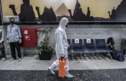 مصر | مصر تسجل 112 إصابة جديدة بفيروس كورونا و17 وفاة